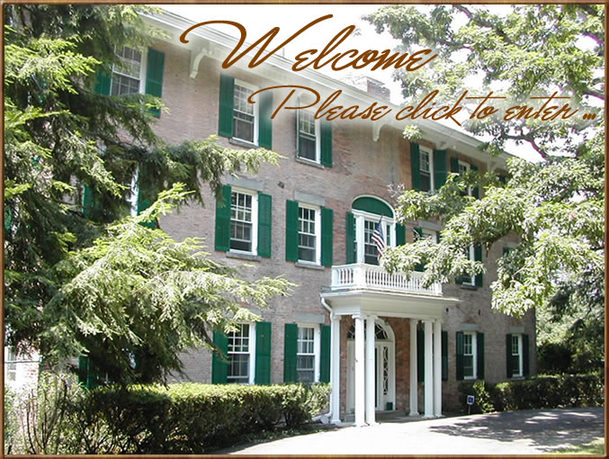 Temple Hill Bed and Breakfast, Geneseo, New York